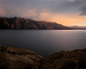 """""""Patagonie, histoires du bout du monde""""/Editions Solar 2004 mots clés : paysage/nature/mer/marron"""