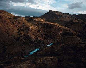 """""""Patagonie, histoires du bout du monde""""/Editions Solar 2004 mots clés : paysage/nature/bleu/marron"""
